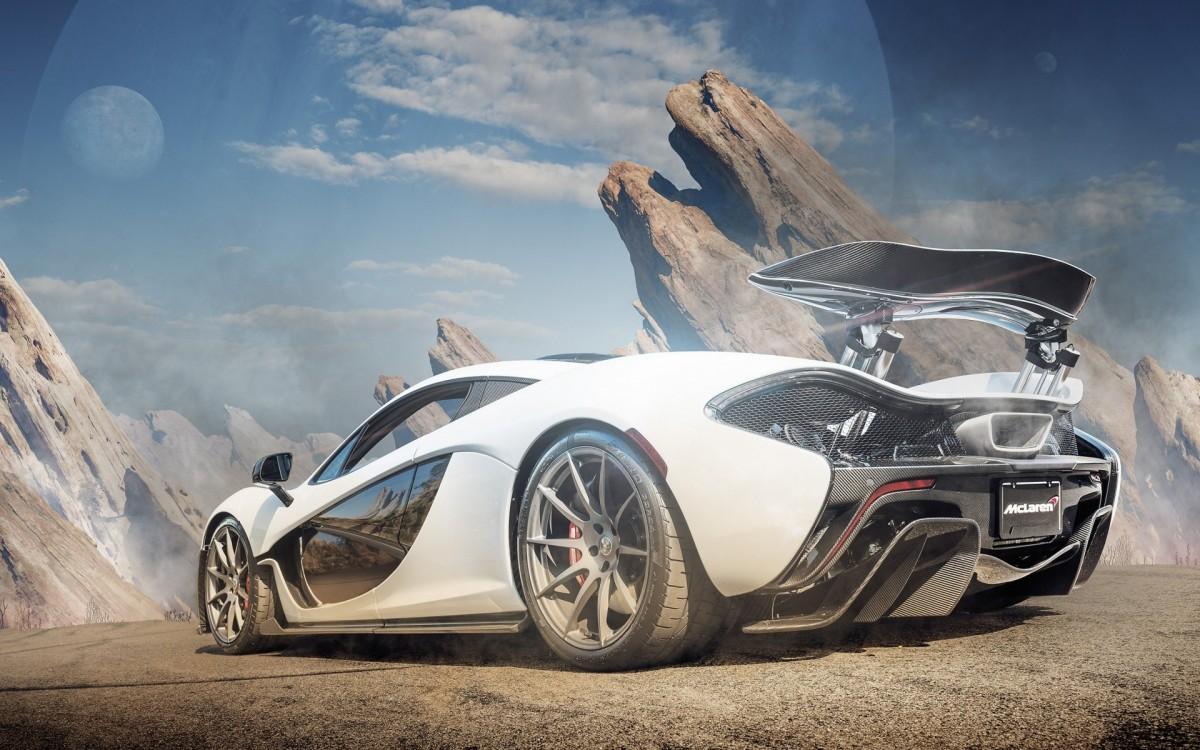Пазл Собирать пазлы онлайн - McLaren