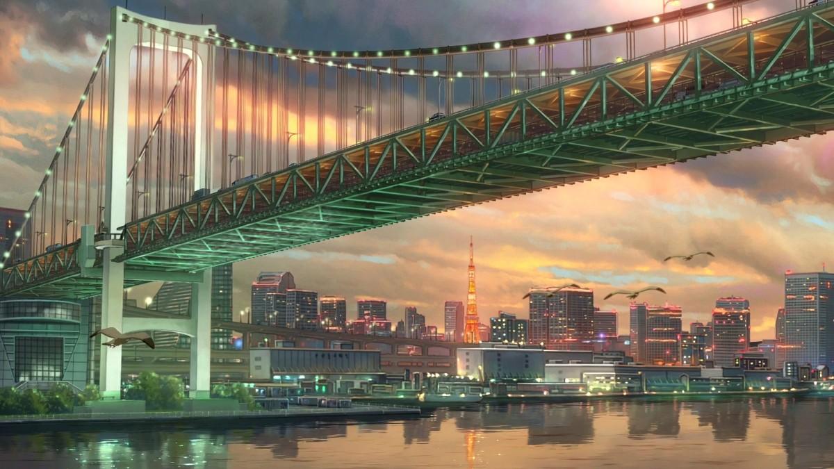 Пазл Собирать пазлы онлайн - Мост