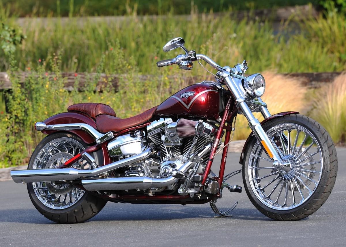 Пазл Собирать пазлы онлайн - Мотоцикл
