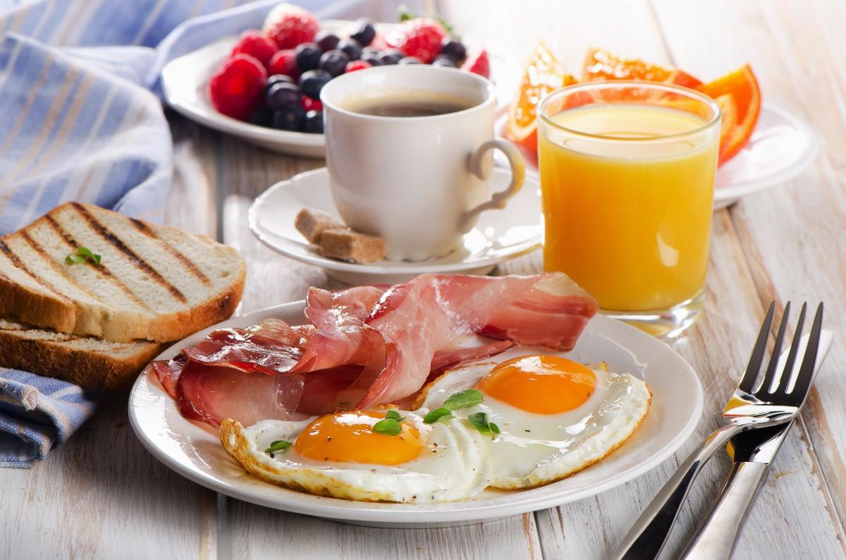 Пазл Собирать пазлы онлайн - На завтрак