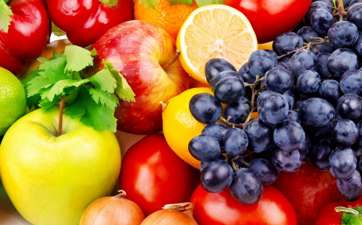 Пазл Собирать пазлы онлайн - Натуральные витамины