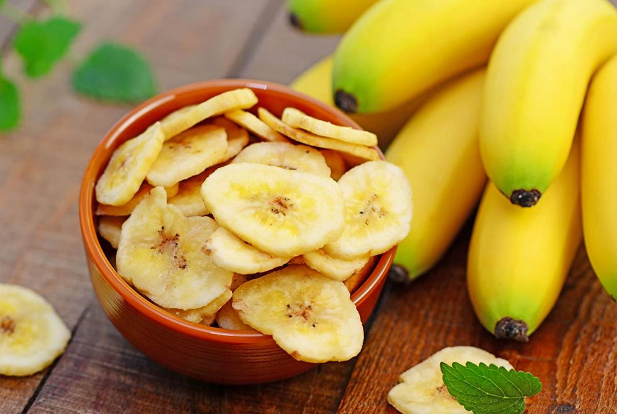 Пазл Собирать пазлы онлайн - Натюрморт с бананами