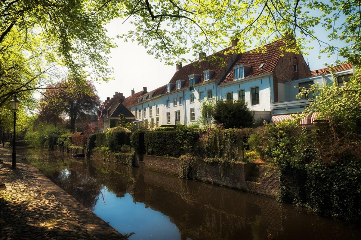 Пазл Собирать пазлы онлайн - Нидерланды