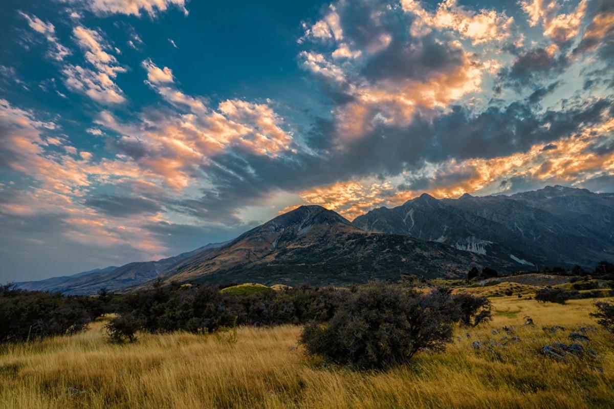 Пазл Собирать пазлы онлайн - Новая Зеландия