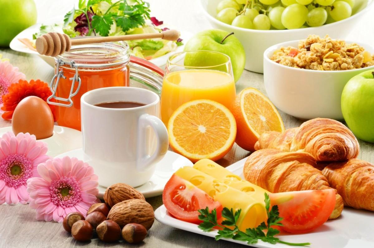 Пазл Собирать пазлы онлайн - Питательный завтрак