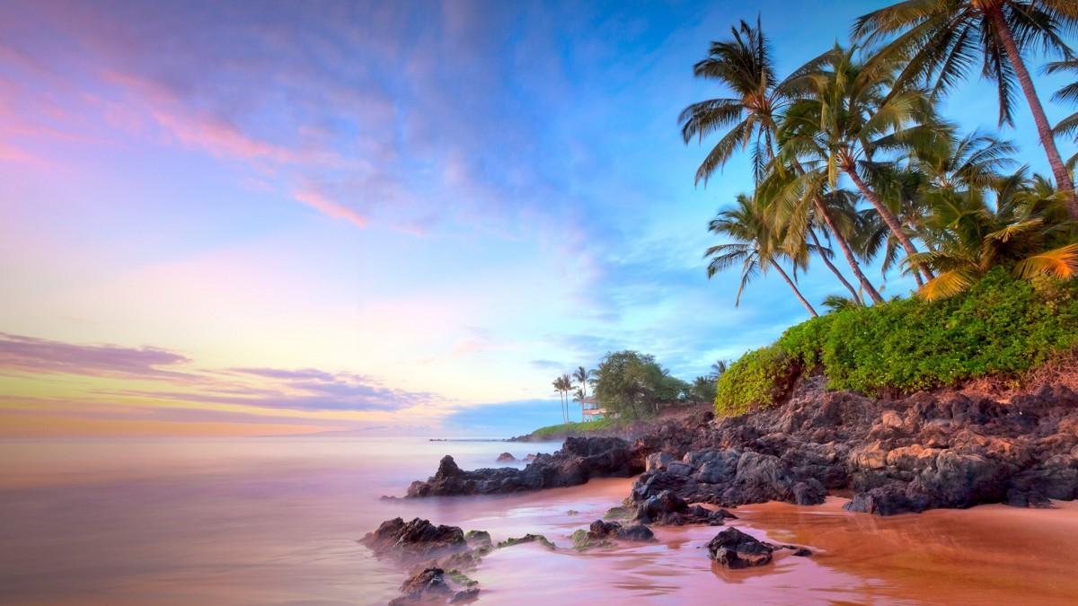 Пазл Собирать пазлы онлайн - Пляж