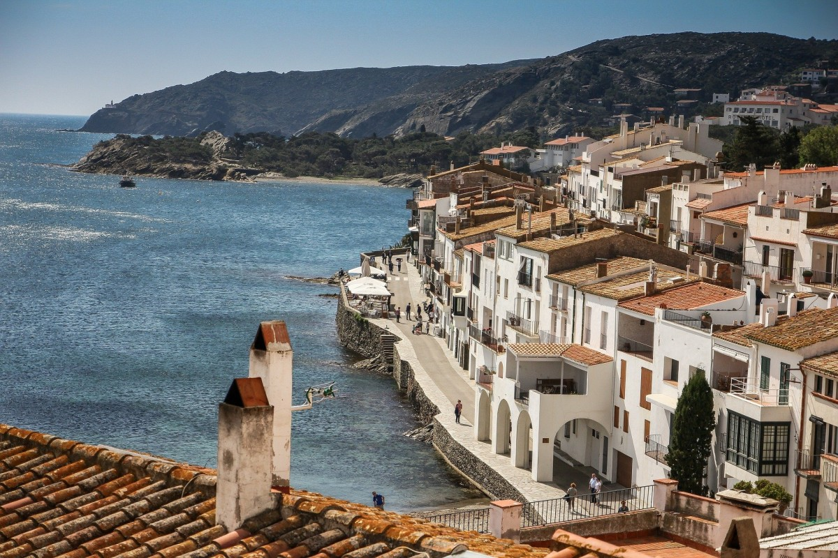 Пазл Собирать пазлы онлайн - Побережье Каталонии