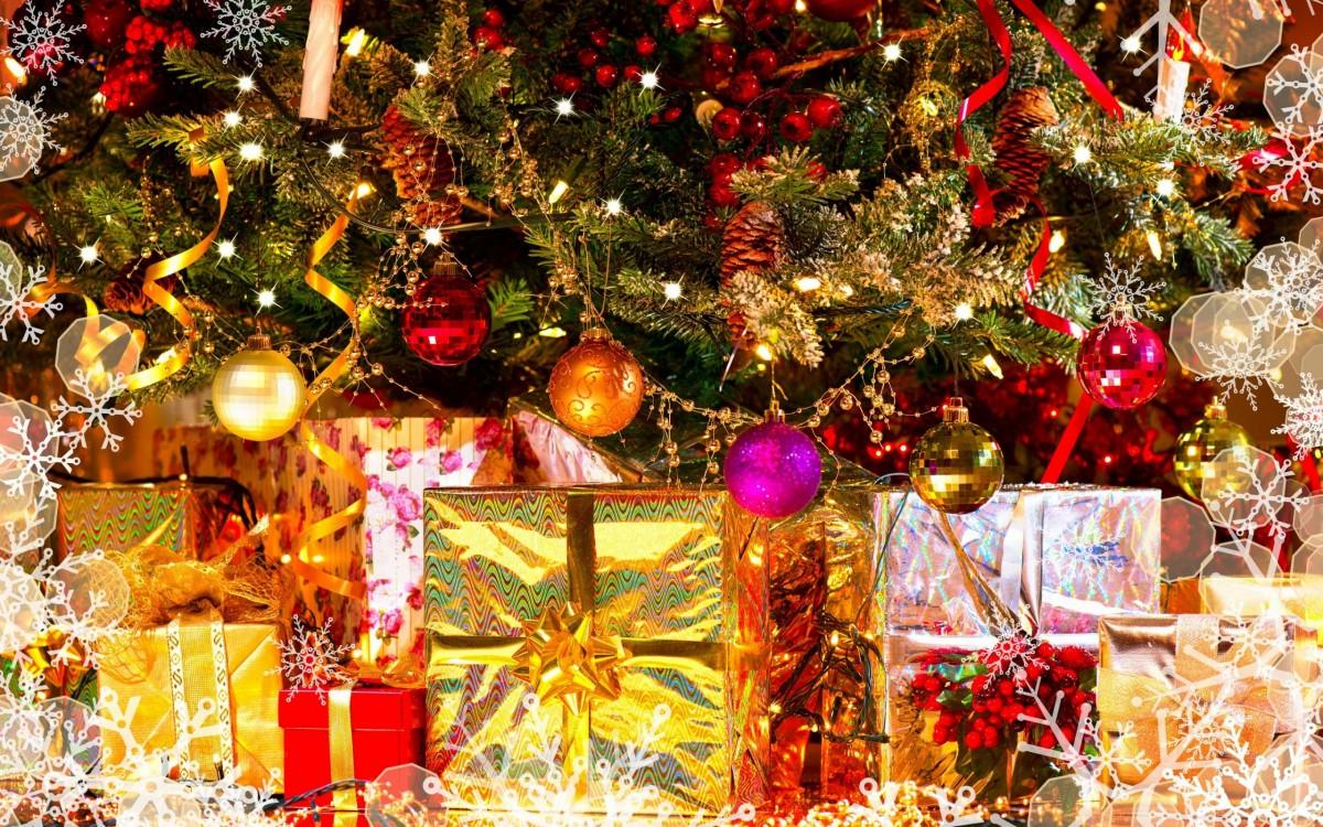 Пазл Собирать пазлы онлайн - Подарки