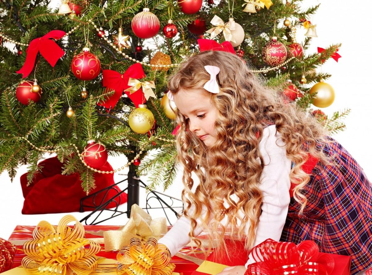 Пазл Собирать пазлы онлайн - Подарки на Рождество