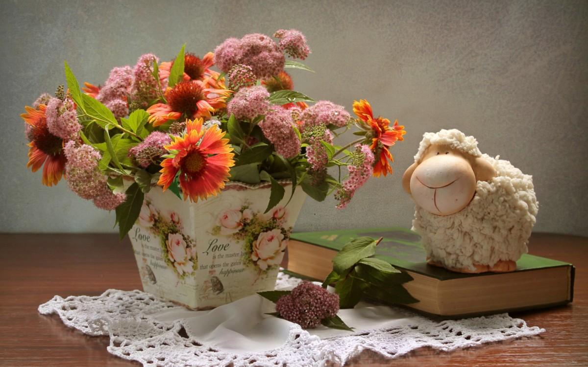 Пазл Собирать пазлы онлайн - Про овечку