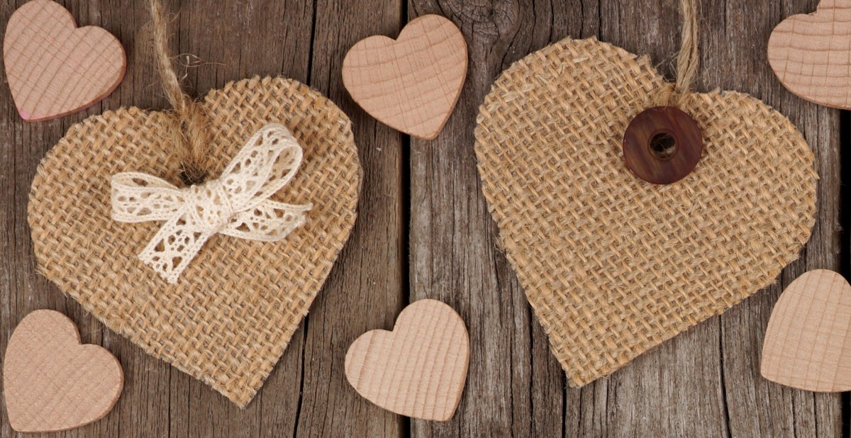 Пазл Собирать пазлы онлайн - Простые валентинки