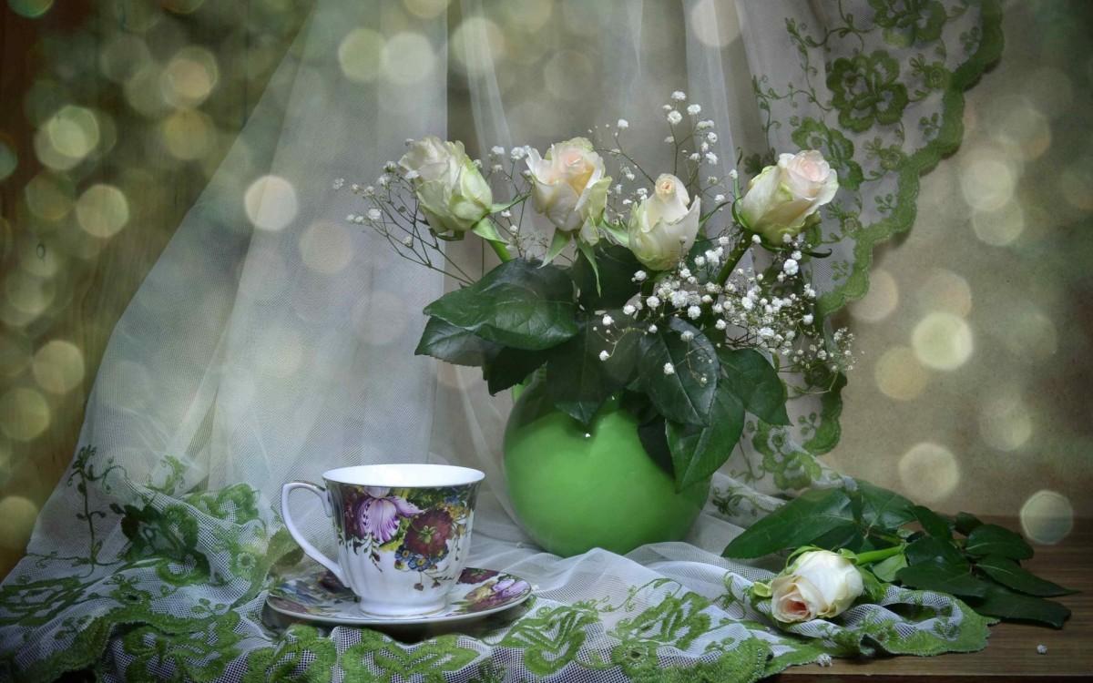 Пазл Собирать пазлы онлайн - Просто розы