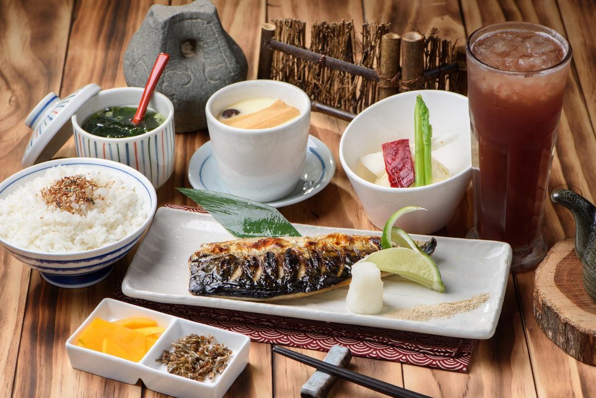 Пазл Собирать пазлы онлайн - Рыба с рисом