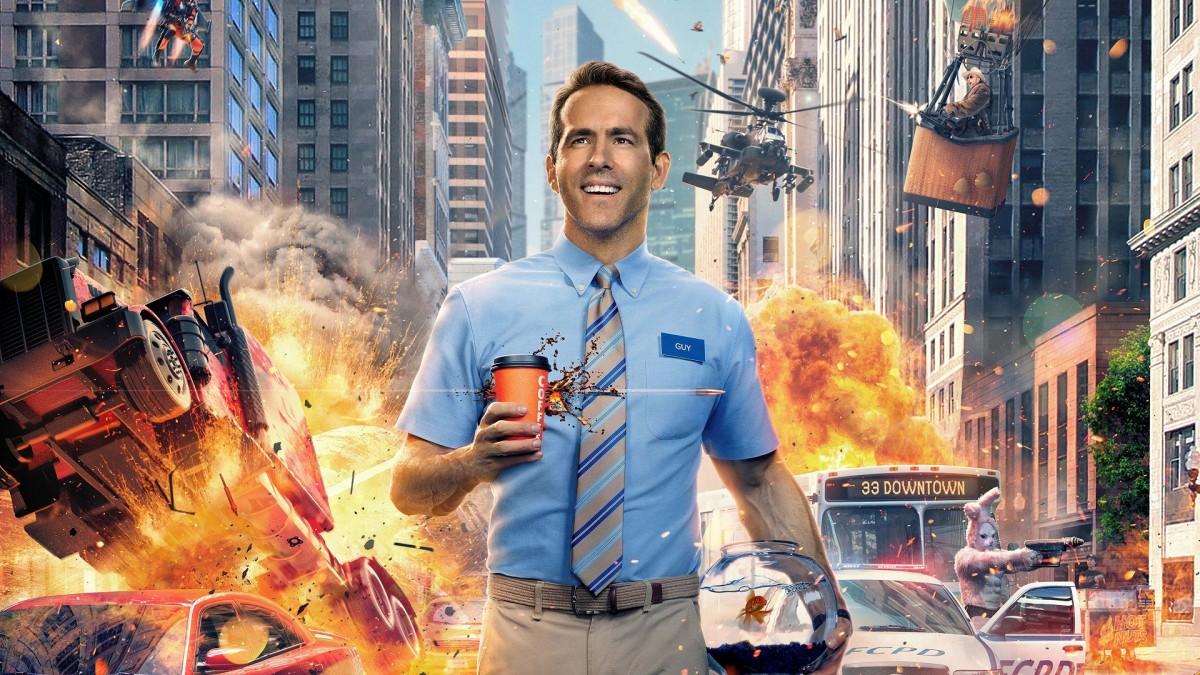 Пазл Собирать пазлы онлайн - Ryan Reynolds