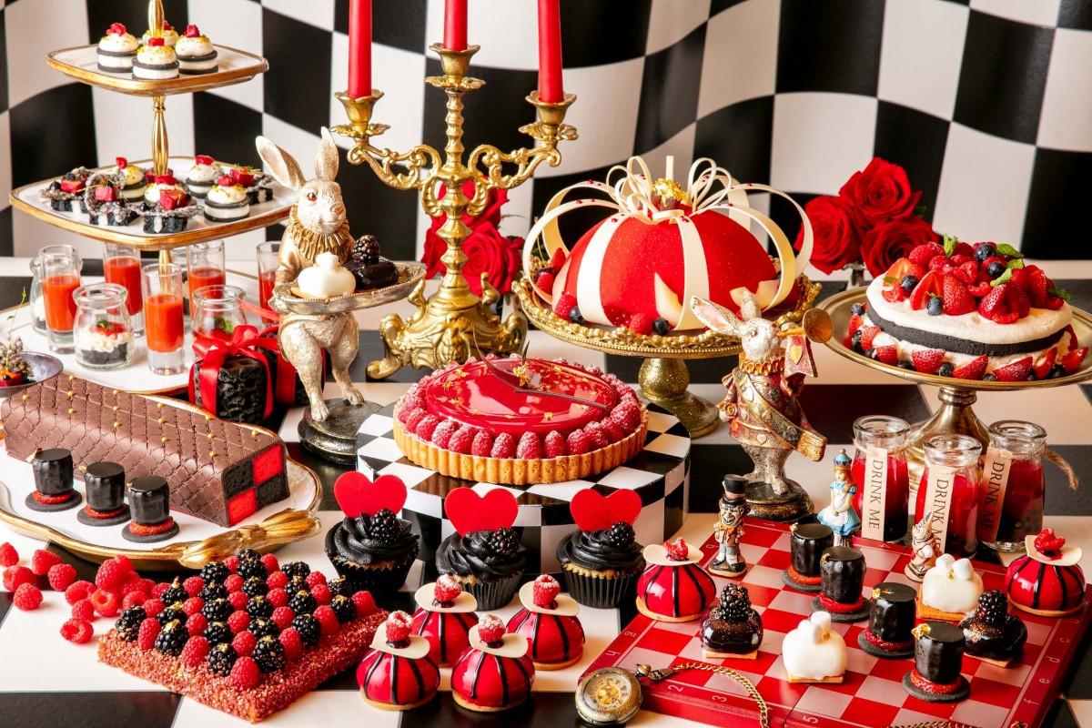 Пазл Собирать пазлы онлайн - Шахматные сладости