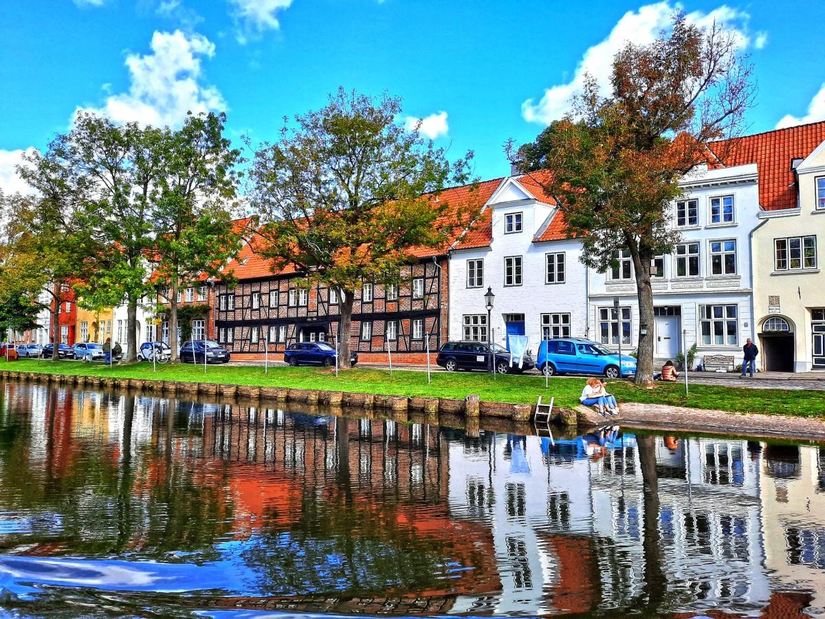 Пазл Собирать пазлы онлайн - Шлезвиг Гольштейн