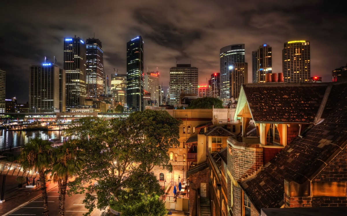 Пазл Собирать пазлы онлайн - Сидней