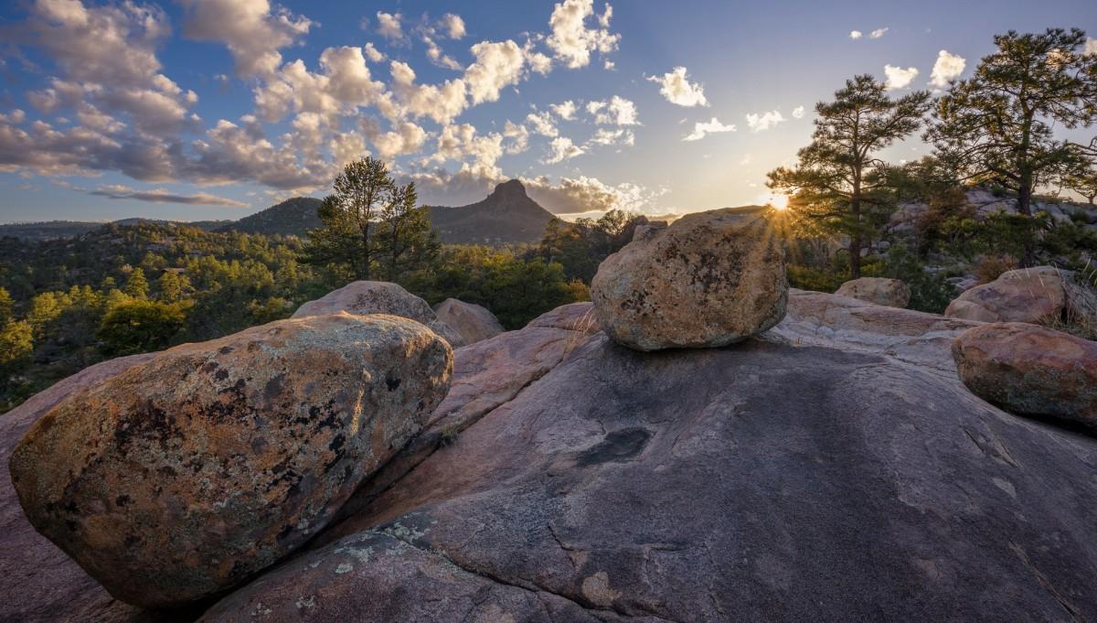 Пазл Собирать пазлы онлайн - Скалы Аризоны