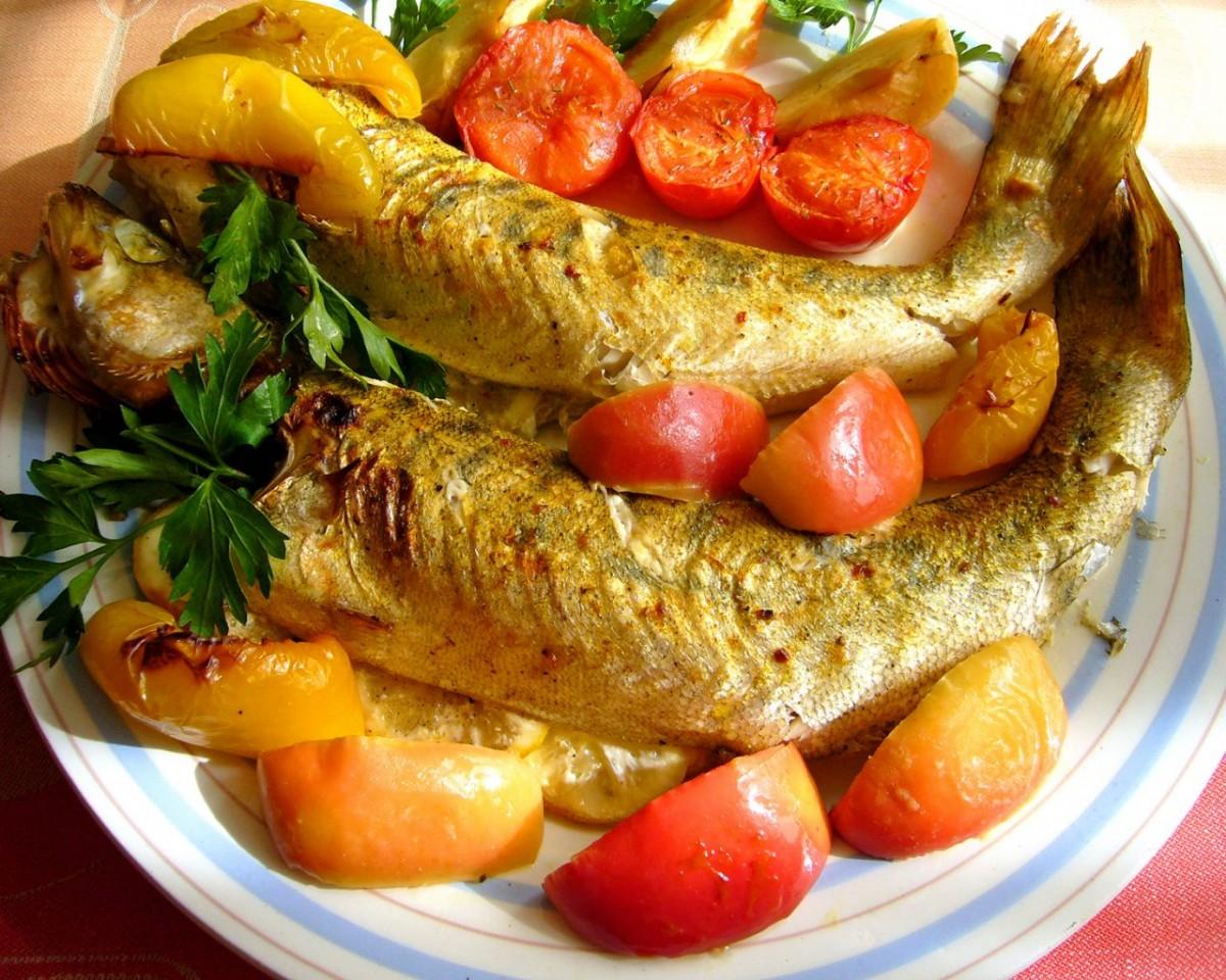 Блюда из судака рецепты с фото простые