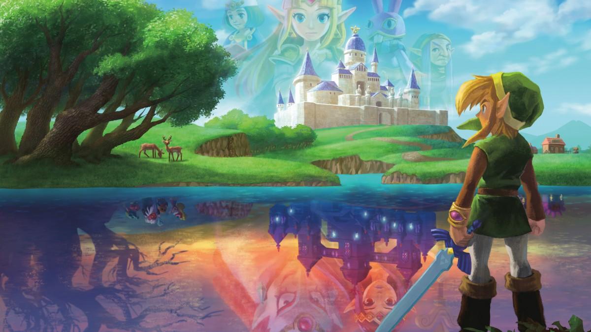 Пазл Собирать пазлы онлайн - The Legend Of Zelda
