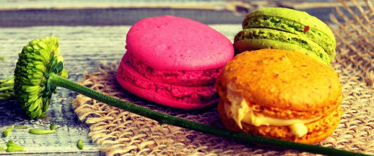 Пазл Собирать пазлы онлайн - Три ярких печенья