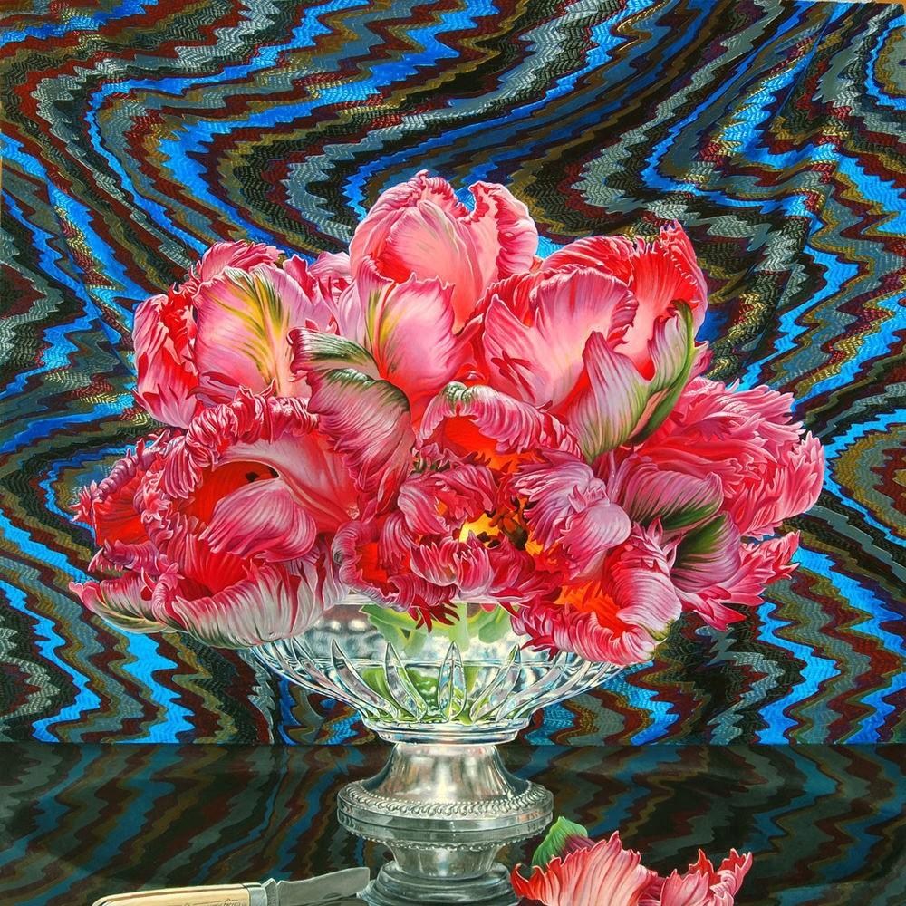 Пазл Собирать пазлы онлайн - Цветы Эрика