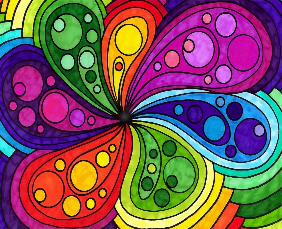 Пазл Собирать пазлы онлайн - Цветик-семицветик