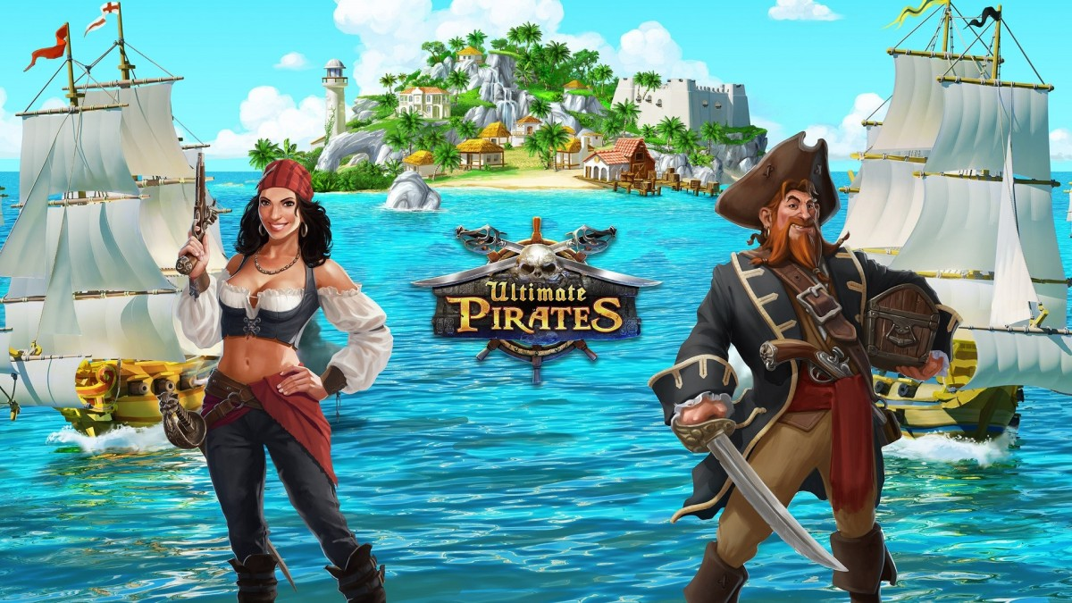 Пазл Собирать пазлы онлайн - Ultimate Pirates