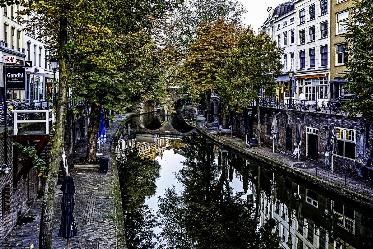 Пазл Собирать пазлы онлайн - Утрехт Нидерланды