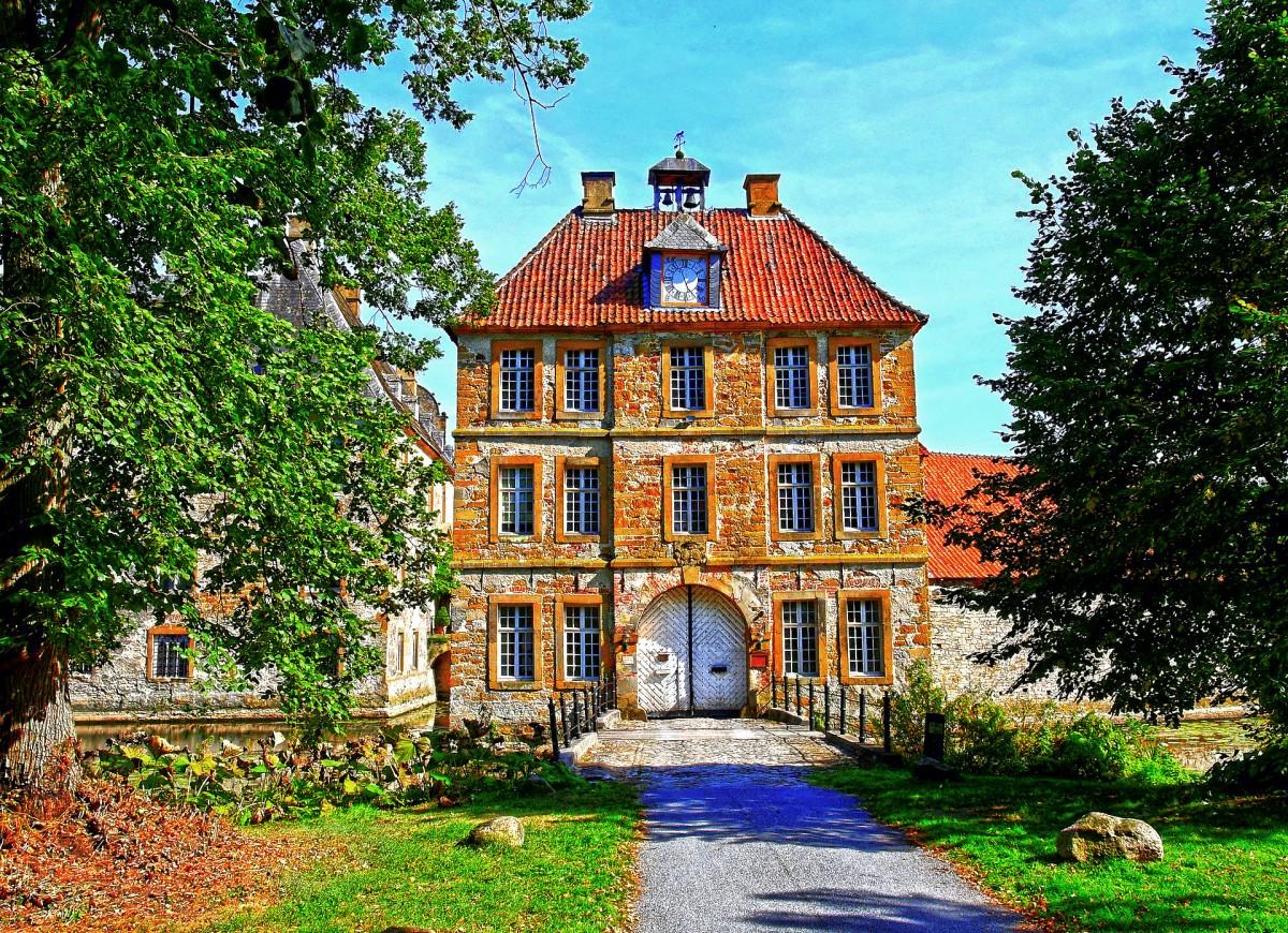 Пазл Собирать пазлы онлайн - Вальсроде Германия