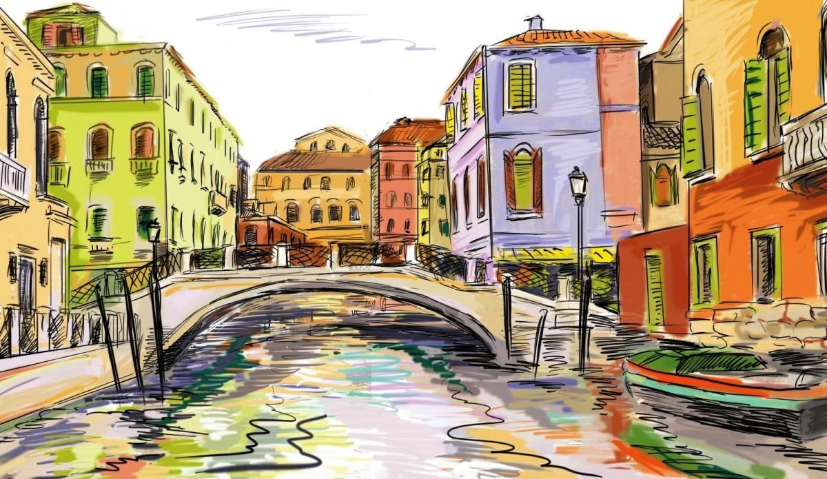 Пазл Собирать пазлы онлайн - Венеция