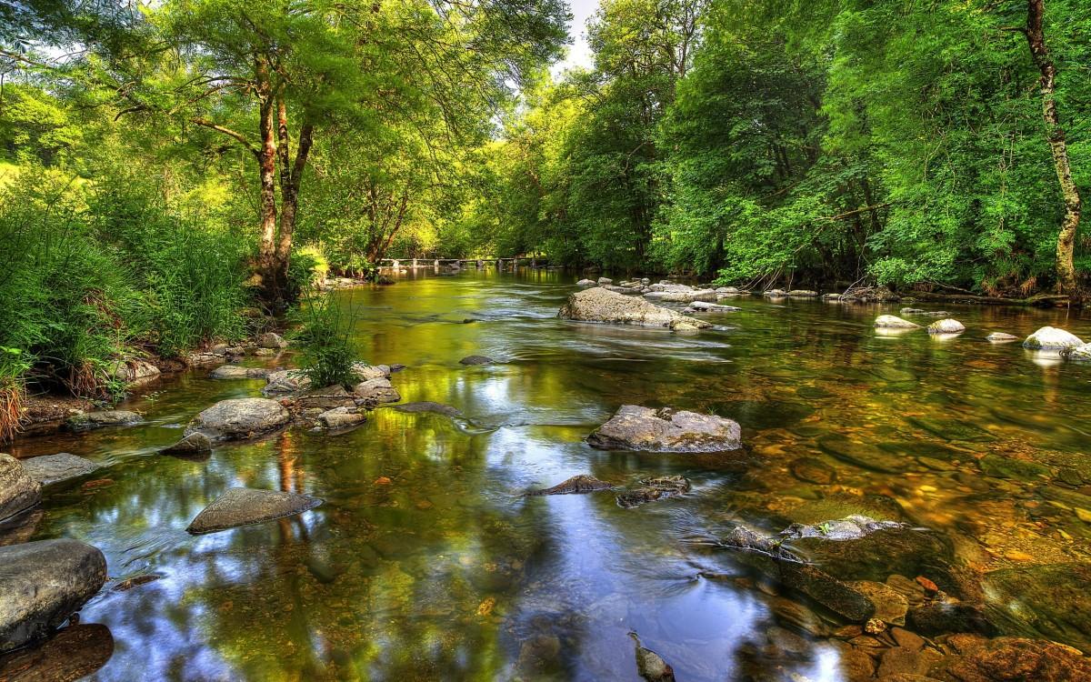 Пазл Собирать пазлы онлайн - Вода и камень