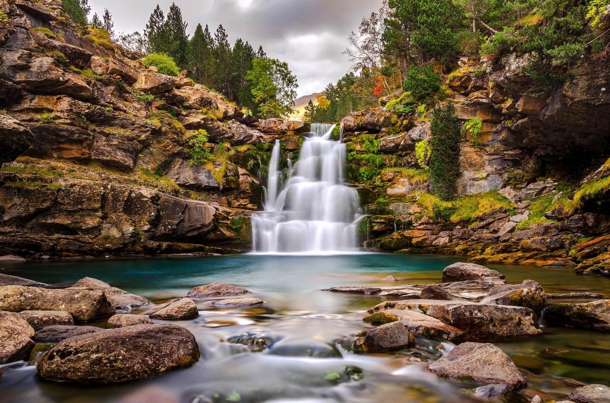 Пазл Водопад Soaso