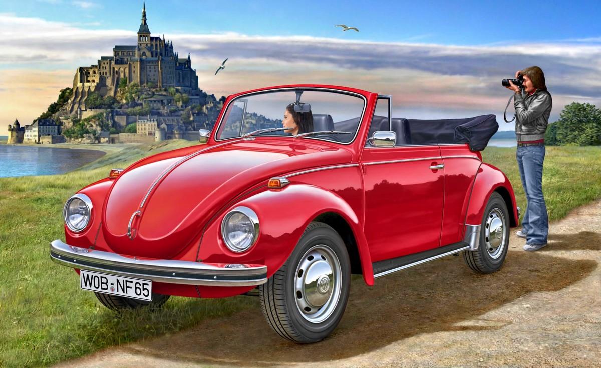 Пазл Собирать пазлы онлайн - Volkswagen во Франции