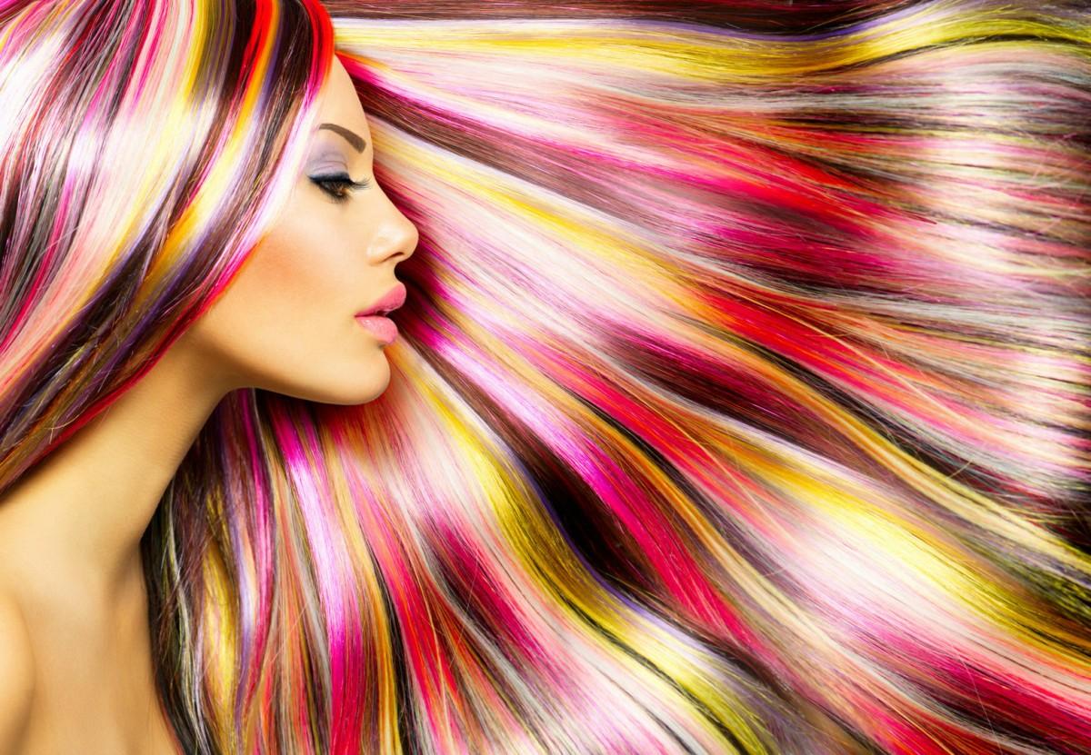 Пазл Собирать пазлы онлайн - Волосы