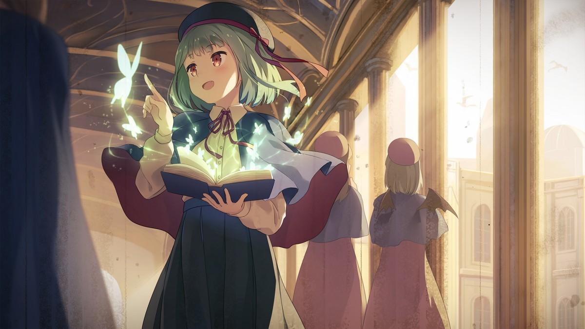 Пазл Собирать пазлы онлайн - Волшебство чтения