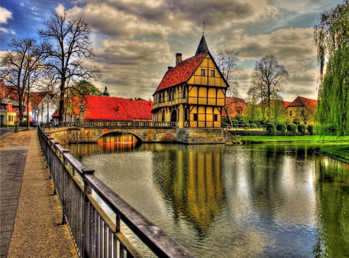 Пазл Замок Штайнфурт
