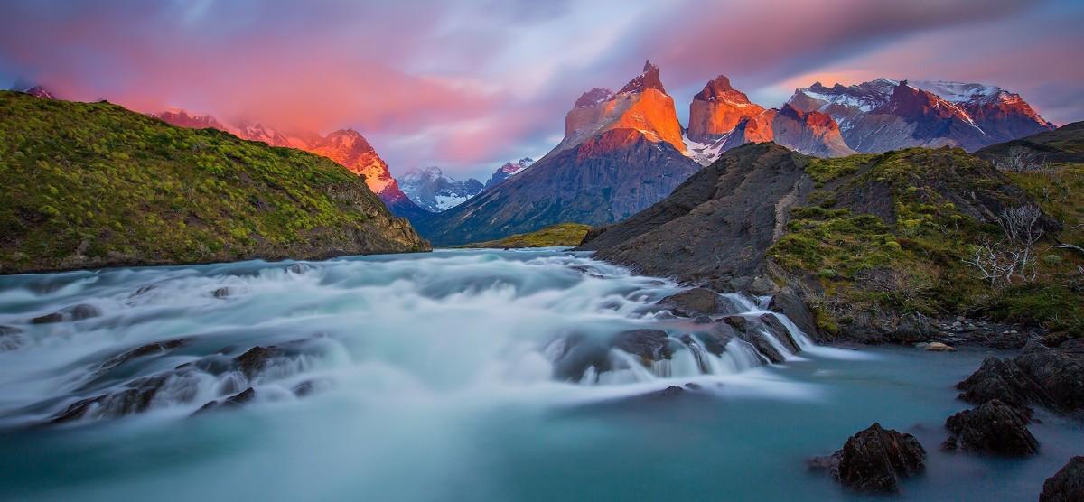 Пазл Собирать пазлы онлайн - Заповедник в Чили
