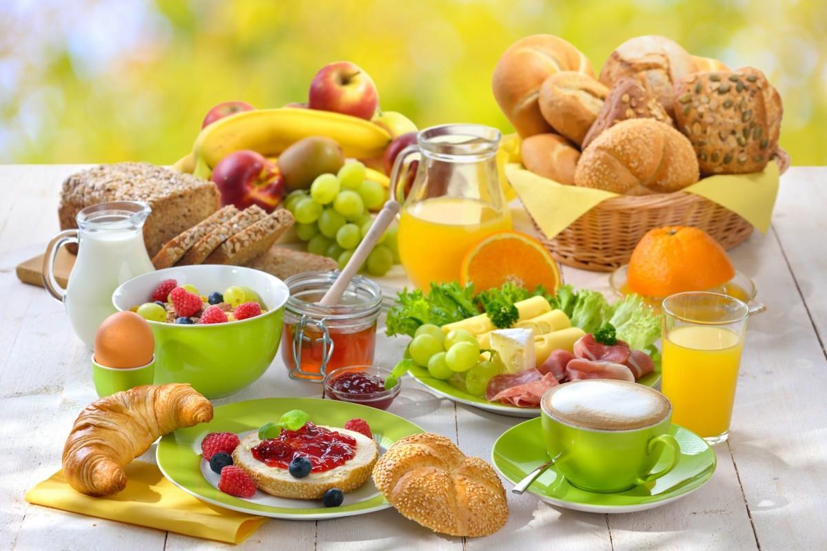 Пазл Собирать пазлы онлайн - Завтрак со вкусом