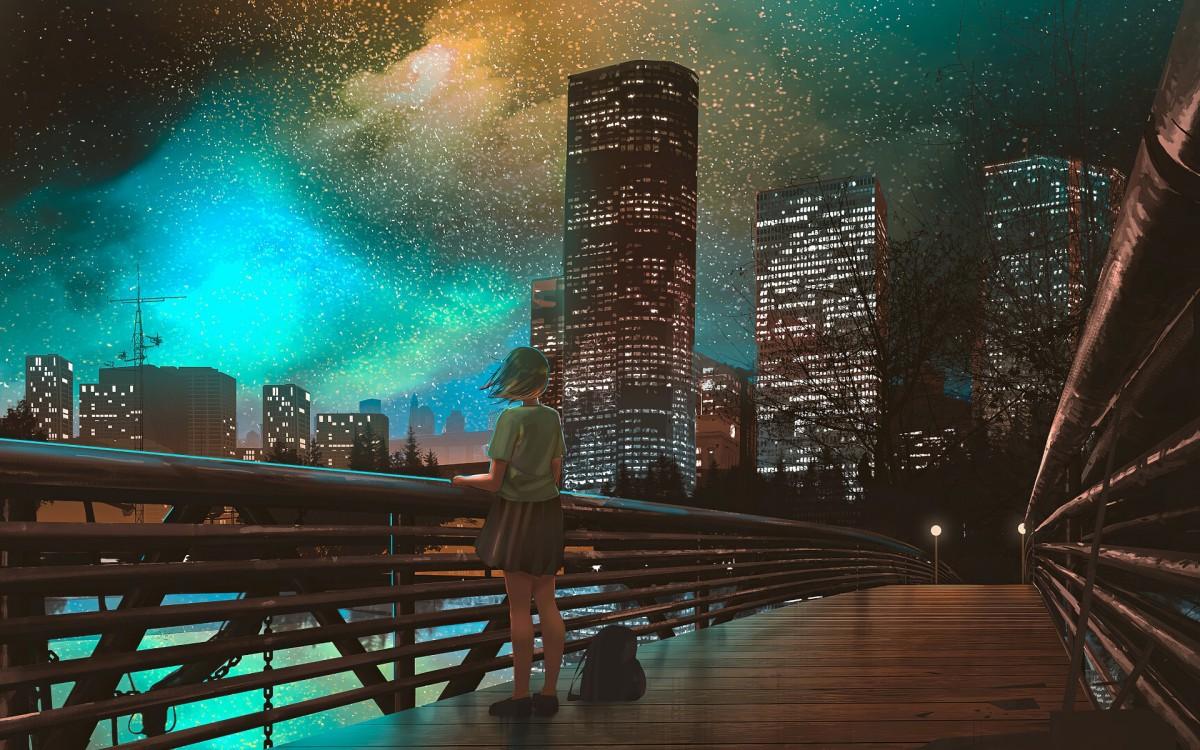 Пазл Собирать пазлы онлайн - Звёздный город