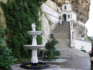 Собирать пазл  Успенский монастырь онлайн