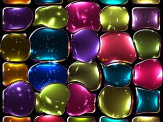 Собирать пазл Абстрактная мозаика онлайн