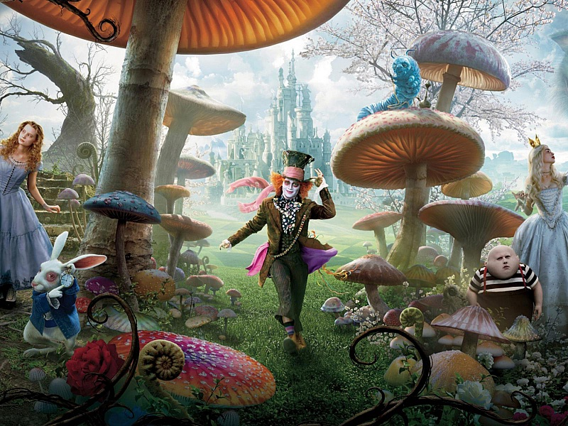 a personal reflection on the story of alice in wonderland This free synopsis covers all the crucial plot points of alice's adventures in wonderland turtle to hear his story the queen of hearts sends alice with the.