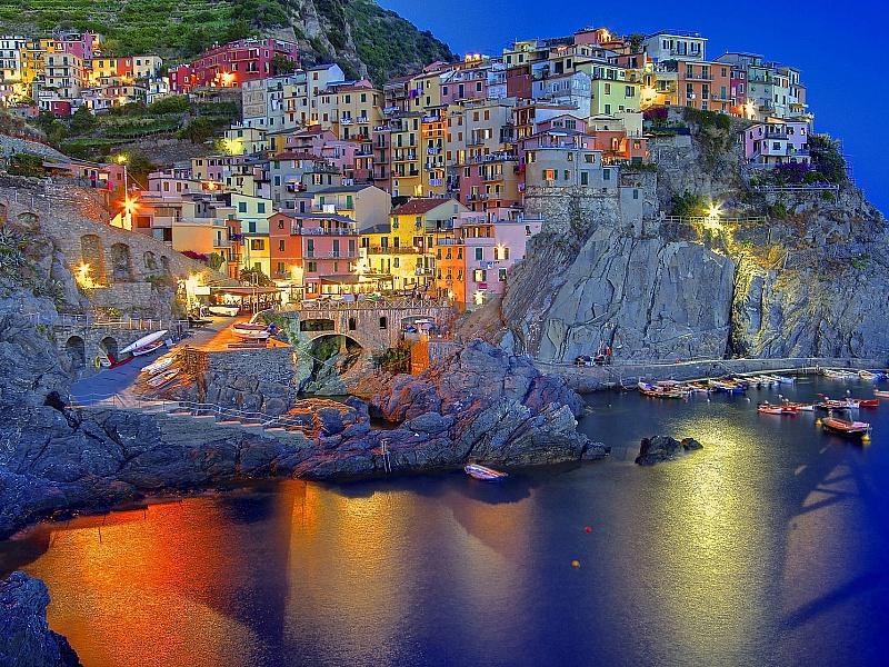 Пазл Собирать пазлы онлайн - Amalfi Italy
