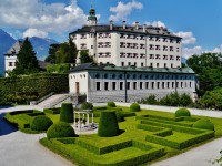 Собирать пазл Ambras Castle музей онлайн