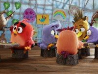 Собирать пазл Angry Birds онлайн