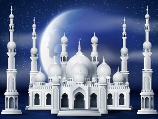 Собирать пазл Архитектура Востока онлайн