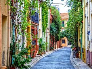 Собирать пазл Аржелеc Франция онлайн