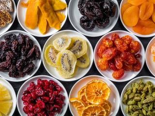 Собирать пазл Ассорти фруктов онлайн