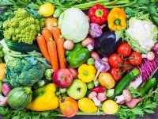 Собирать пазл Ассорти плодов онлайн